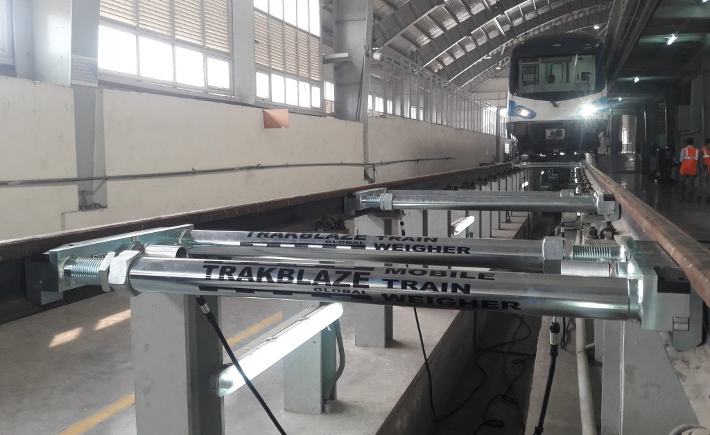 Rail Workshop Scales