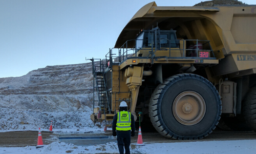 FORCE Haul Mining Truck